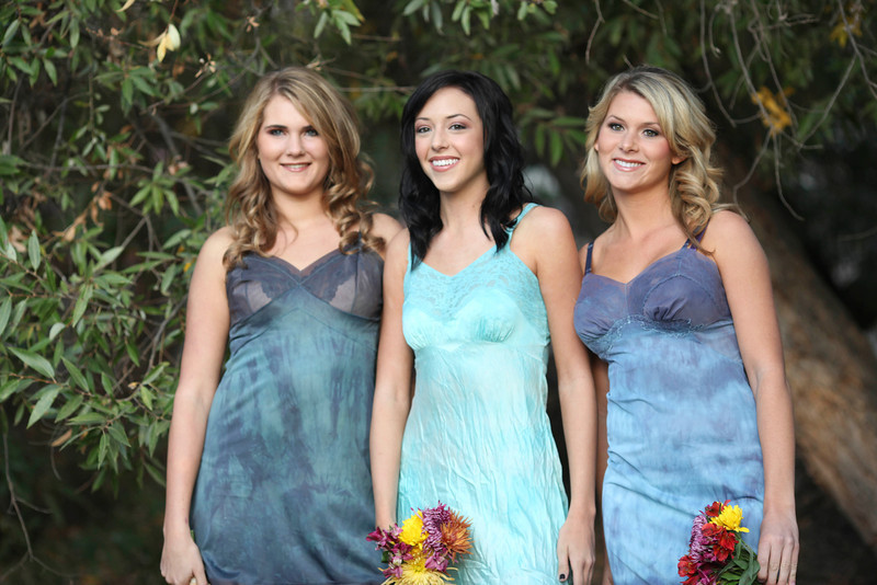 Our bridesmaids! :)